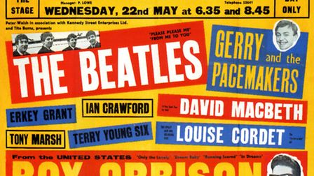 The Beatles first visited the Ipswich Gaumont in May 1963 with Roy Orbison