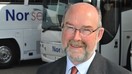 Peter Hawes, managing director of Norse Commercial Services