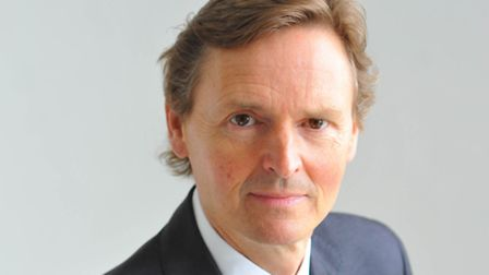David Hill, who has been appointed as a non-executive director at Archant