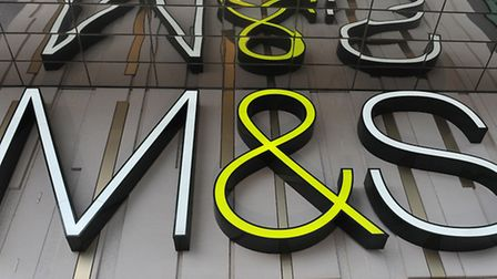 Marks and Spencer saw full-year profits fell to £665million