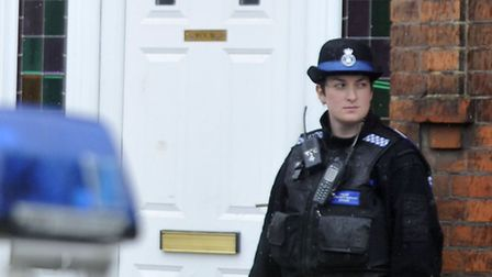 A man has been arrested following an incident in which a woman was attacked in Christchurch Park.