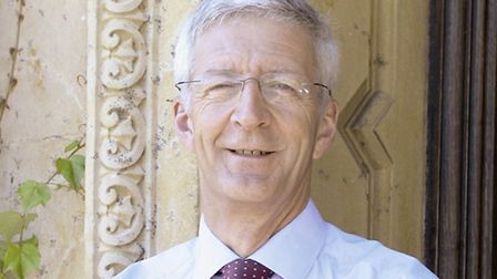 Noel Bartram, who is to step down from his role at group chief executive at Benard Matthews