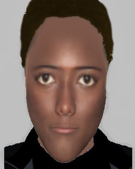 An Efit of the man being sought in connection with the robbery in Christchurch Park.