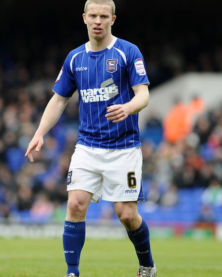 Grant Leadbitter, pictured in action for Ipswich Town