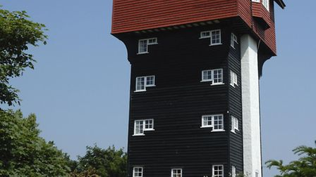 A Generic Photo of The House In The Clouds at Thorpeness, Suffolk. See PA Feature TRAVEL Sublime Suf