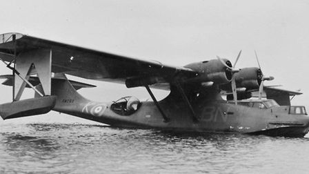A Catalina flying boat wil be the highlight of an air display as part of the Wings on Waves event to