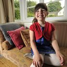 Ruby Salter's family is organizing a charity ball for East Anglian Air Ambulance after she was injur