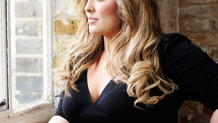 The Voice 2012 winner Leanne Mitchell. Picture: Simon Wisbey