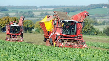 The row over sugar beet prices continues