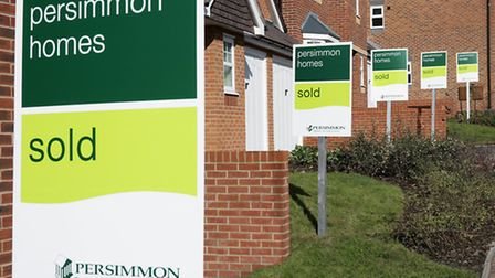 Persimmon has reported a surge in demand since the launch of the Government's Help to Buy scheme