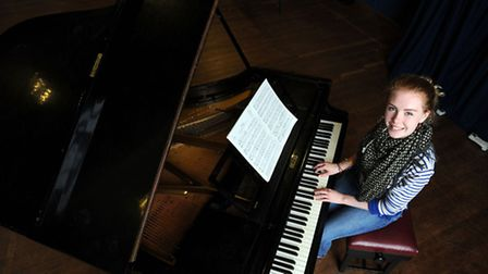Musician Honey Childs, who suffers from a degenerative hearing condition, is putting on a concert in