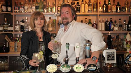 The Angel pub in Woodbridge has been shortlisted as one of six finalists in the Best Spirits Pub in