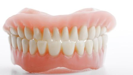 A set of dentures was among items stolen from Ipswich Hospital in the last five years