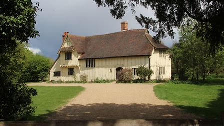 Valley Farm at Flatford in the heart of Constable Country