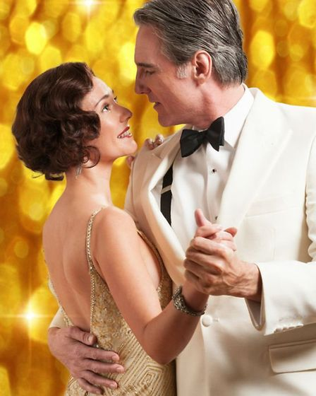 Sophie Bould and Michael Praed star in High Society at Norwich Theatre Royal
