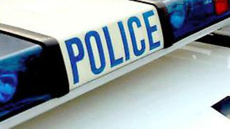 Police are appealing for witnesses after a car collided with a garden wall