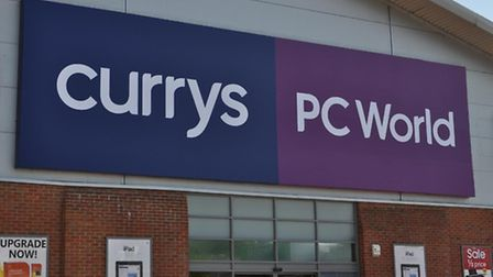 A joint Currys and PC World store