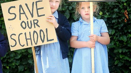 Parents have tonight been told that Badwell Ash Primary School will remain open