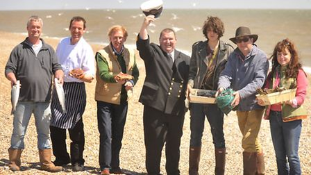 A pop up restaurant is coming to Aldeburgh for the duration of the Aldeburgh Festival