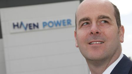 Antony Badger, head of supplier management at Haven Power