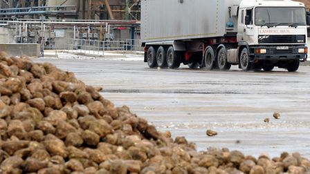 Farmers' leaders are battling for better beet prices