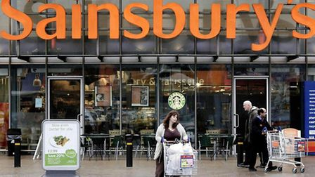 Sainsbury's is expected to post a 34th consecutive increase in quarterly like-for-like sales on Wedn