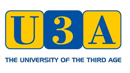 The U3A logo. Picture: UNIVERSITY OF THE THIRD AGE