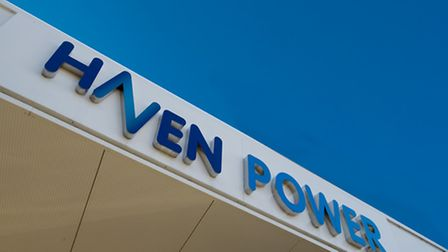 Haven Power's offices in Ipswich