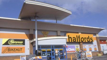 Halfords today reported an upturn in sales following tough market conditions a year ago