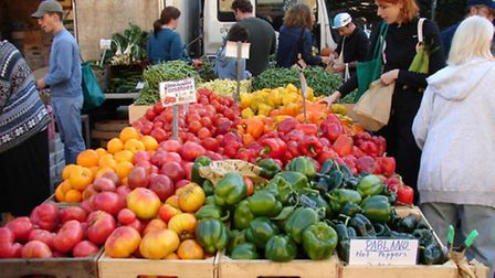 Stonham Barn near Stowmarket is launching a new monthly farmers' market from Saturday, July 13