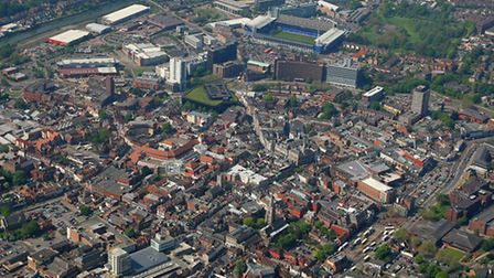 Ipswich's population is rapidly expanding - and could hit 150,000 within seven years