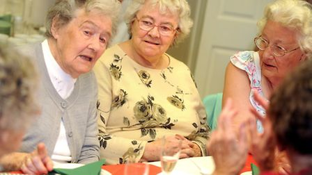 Thorntree Lunch Club have been providing help, support and a warm place to have a meal for the over