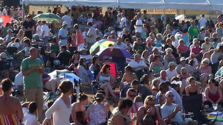 Music on the Green is expected to draw record-breaking crowds again