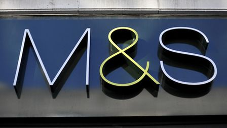 Marks and Spencer has reported an eighth successive quarter of falling sales in its clothing divisi