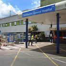 Baby Frankie Gamble died at Colchester General Hospital after 'very serious failings' at birth.