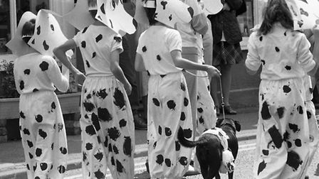 From The Archives West EADT 5.8.2013 Clare Carnival June 1988 Neg 128473