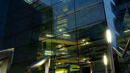 Endeavour House - Suffolk County Council's headquarters;