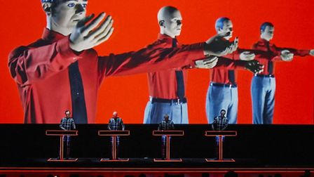 Kraftwerk are appearing at this year's Latitude Festival