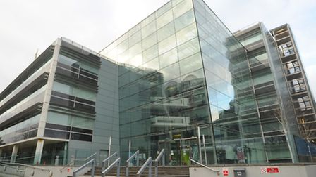 Suffolk County Council headquarters - Endeavour House