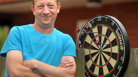 Dean Gould, who lost his world record for fastest 301 to former darts world champ Keith Deller, is s