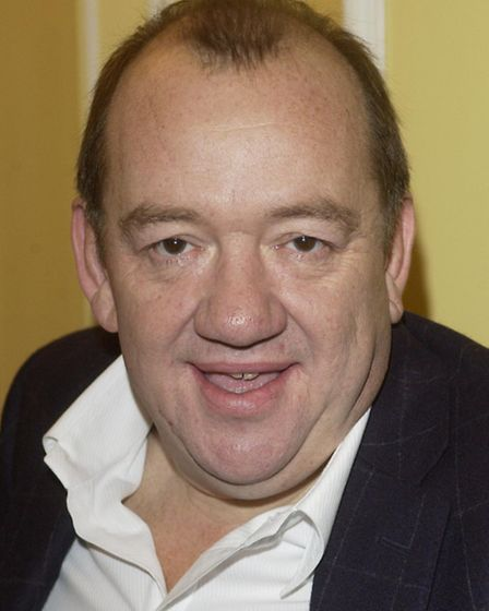 Comedian Mel Smith has died from a heart attack at his home in north west London. Photo credit: My