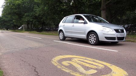 Call for 20mph limits