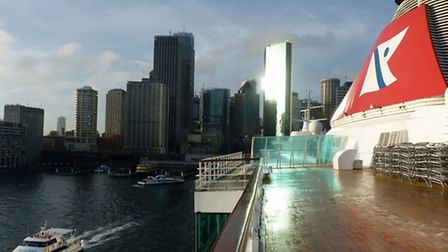 The Balmoral at Sydney Harbour