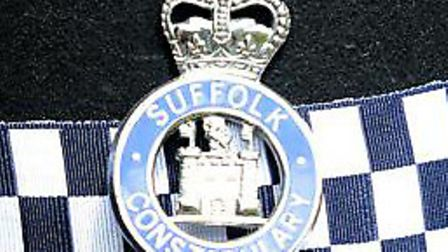 An engraved RAF trophy and three military medals were among the items snatched from a white van park