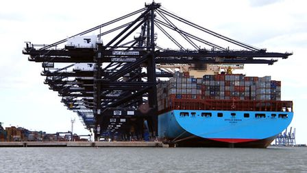 Britain's trade deficit in goods has widened, according to official figures.