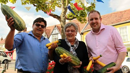 Local produce from farmers and producers will feature in What's Tasty in Woodbridge, a food market o