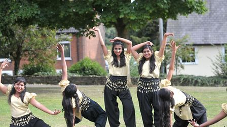 Crowds turned out for the Big Multicultural Festival in Alexandra Park in Ipswich on Sunday, Septemb