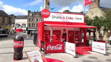 Share a Coke tour comes to Ipswich next week