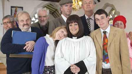 The Seagull Rep stage The Vicar of Dibley