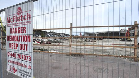 The Grafton Way site in Ipswich